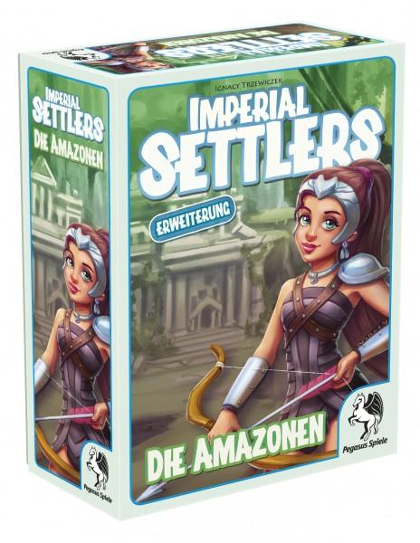 Imperial Settlers: Die Amazonen - Erweiterung
