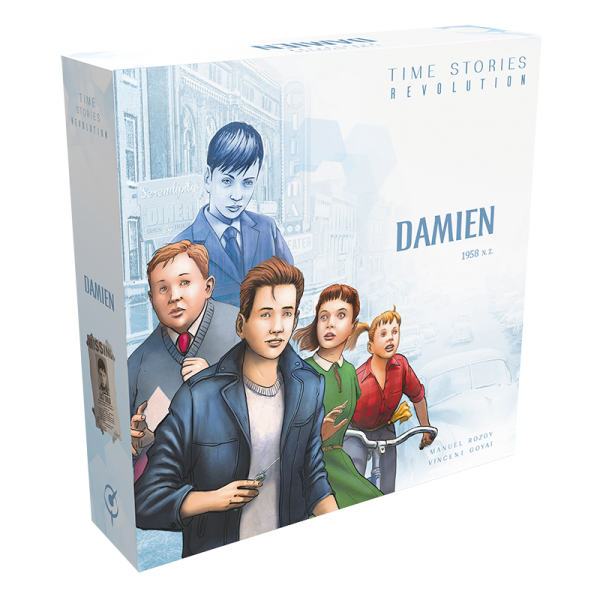 "TIME Stories Revolution - Szenario ""Damien"" - DE"