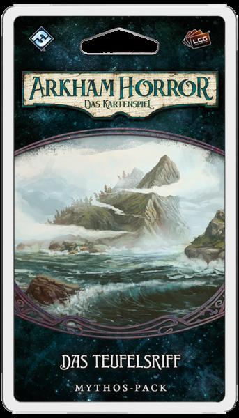 Arkham Horror: LCG - Das Teufelsriff • Mythos-Pack (Innsmouth-2) DE