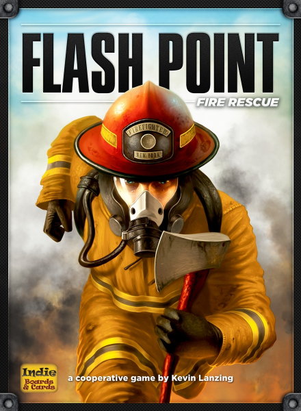 Flash Point - Flammendes Inferno - Grundspiel (Neuauflage)