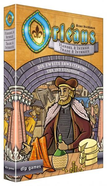 Orléans Handel & Intrige