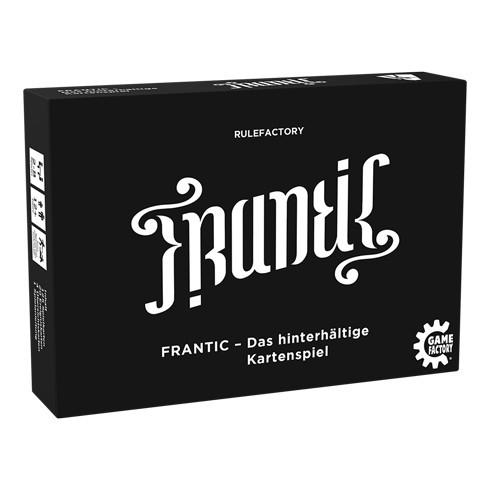 Frantic - D