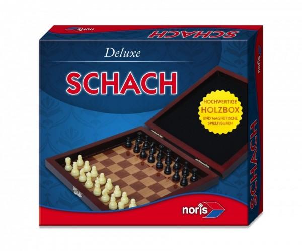Schach, Deluxe Reisespiel (Holzbox)