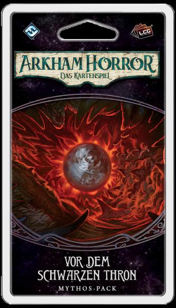 Arkham Horror: LCG - Vor dem Schwarzen Thron • Mythos-Pack (Der-gebrochene-Kreis-6)