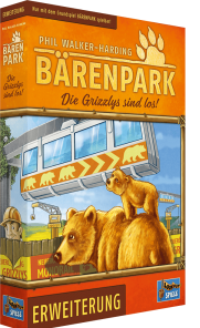 Bärenpark: Die Grizzlies sind los [Erweiterung]
