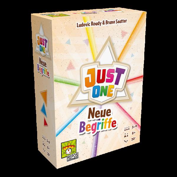 Just One - Neue Begriffe • Erweiterung DE
