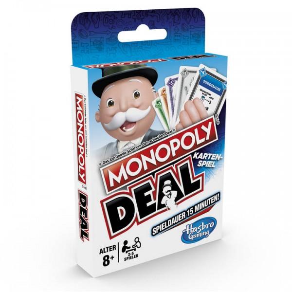 Monopoly Deal Kartenspiel - DE
