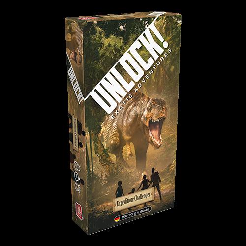 Unlock! - Expedition: Challenger - Einzelszenario - DE