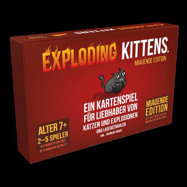 Exploding Kittens - Miauende Version
