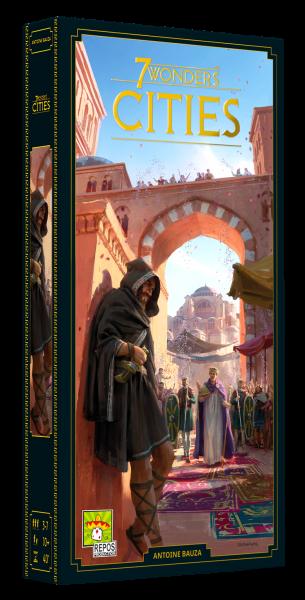 7 Wonders - Cities (neues Design) - Erweiterung DE