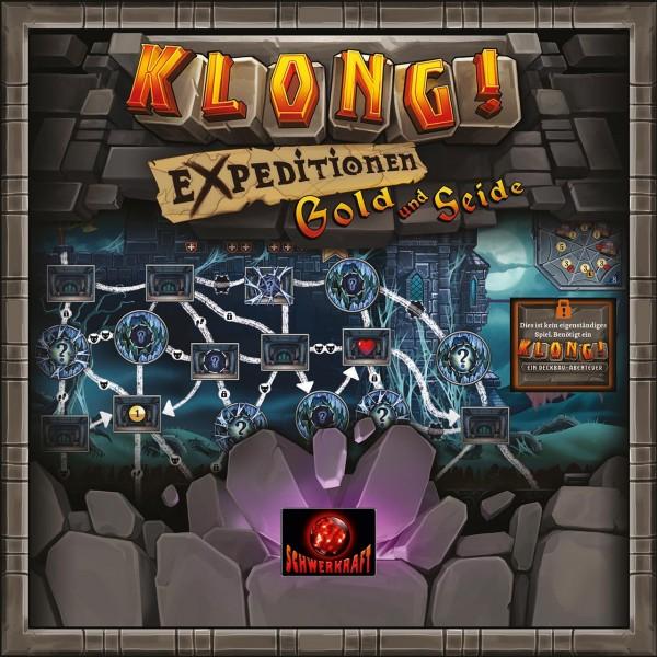 Klong!: Gold und Seide - Erweiterung