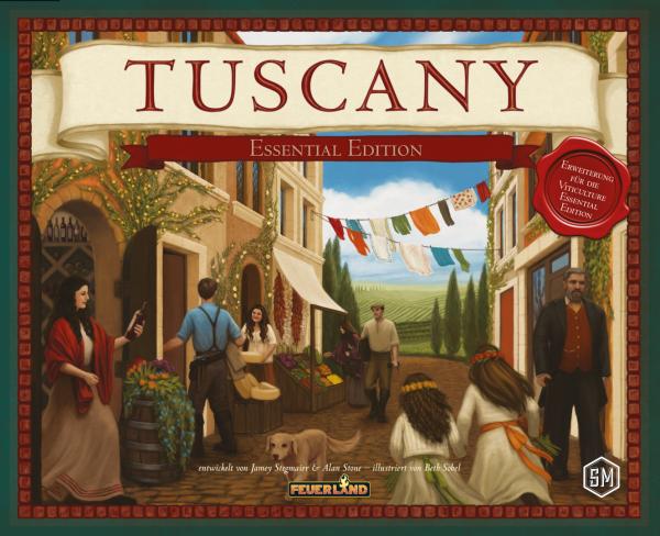 Viticulture: Tuscany Essential Edition - DE