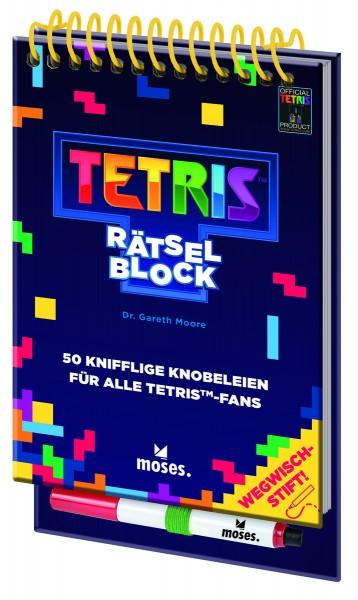 Tetris-Rätselblock