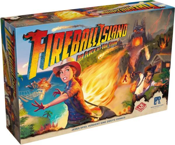 Fireball Island: Der Fluch des Vul-Khan • DE