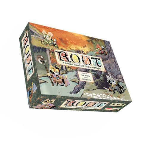 Root - zweite deutsche Auflage
