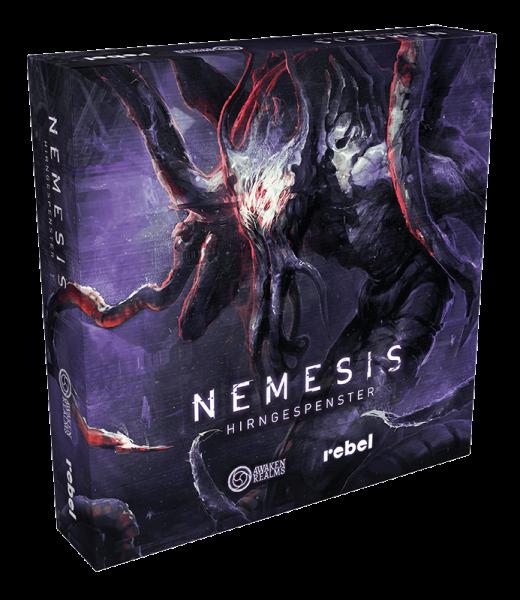 Nemesis - Hirngespenster - Erweiterung (DE)