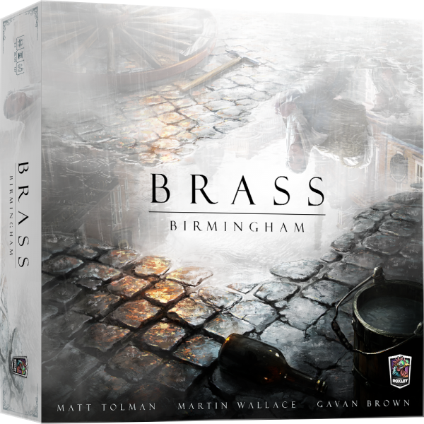 Brass Birmingham - English