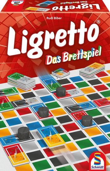 Ligretto – Das Brettspiel