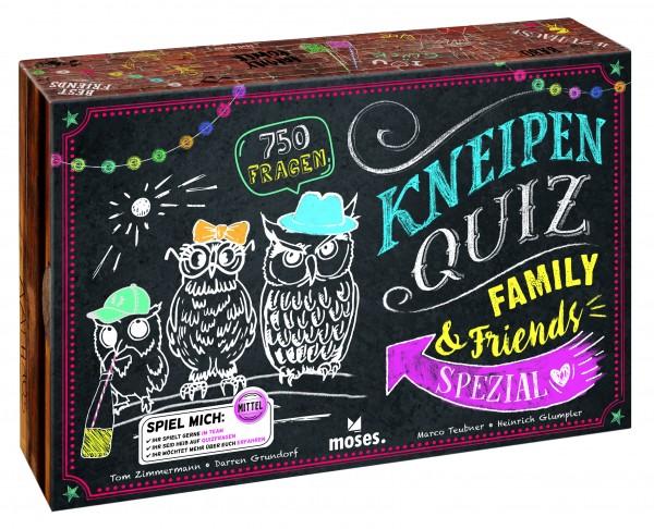 Kneipenquiz – Family & Friends Spezial