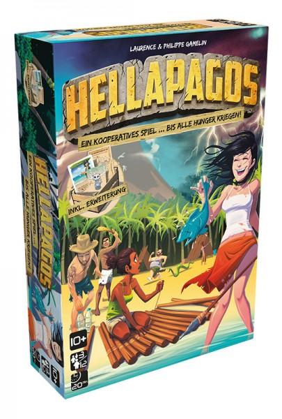 """Hellapagos (inkl. Erweiterung """"Sie sind nicht mehr allein"""" )"""