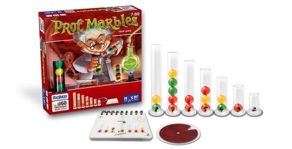 Prof. Marbles - DE / EN / FR / NL / IT / ES