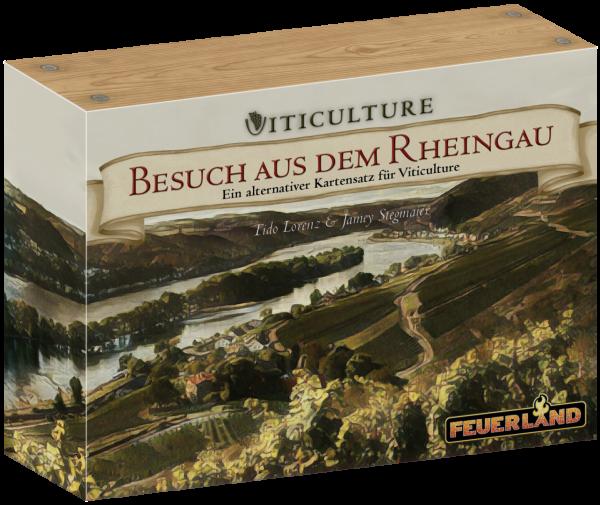 Viticulture - Besuch aus dem Rheingau (Erw.)