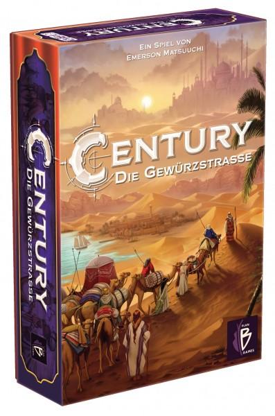 Century 1: Die Gewürzstrasse