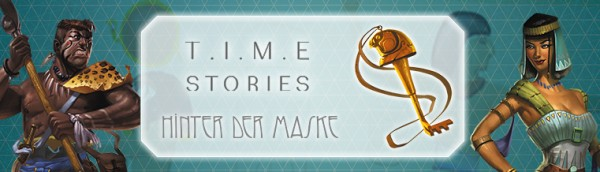 TIME Stories - Hinter der Maske • Erweiterung DE