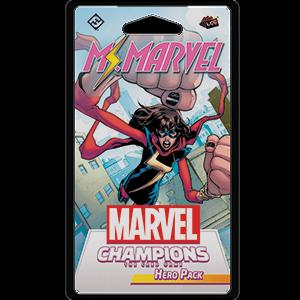 Marvel Champions: Das Kartenspiel - Ms. Marvel - Erweiterung DE
