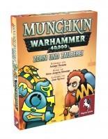 Munchkin Warhammer 40.000: Zorn und Zauberei (Erweiterung)