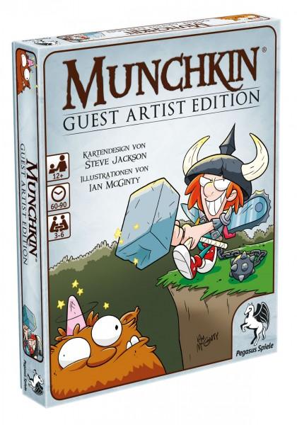 Munchkin – Guest Artist Edition (McGinty-Version)