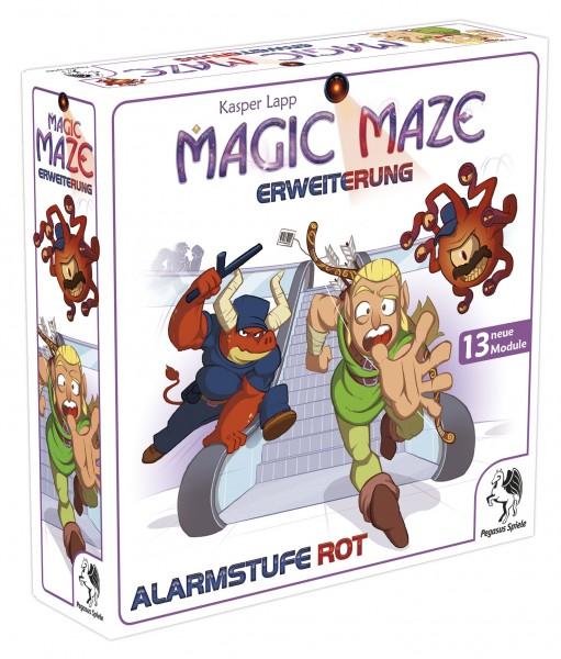 Magic Maze: Alarmstufe Rot (Erweiterung)