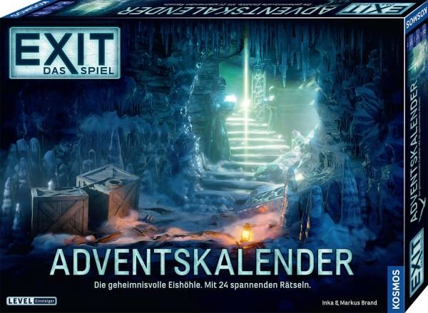 EXIT - DAS SPIEL Adventskalender: Die geheimnisvolle Eishöhle
