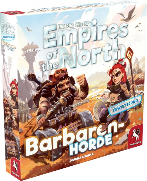 Empires of the North: Barbaren-Horde - Erweiterung