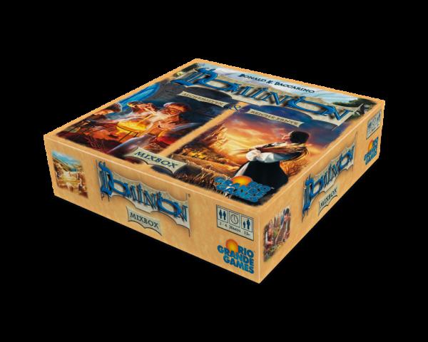 Dominion Mixbox (Erweiterung: Alchemisten und Reiche Ernte)