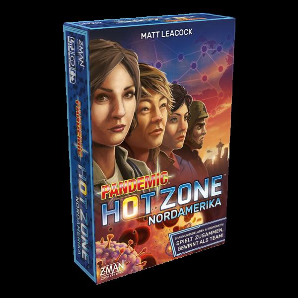 Pandemic Hot Zone: Nordamerika - DE