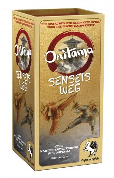 Onitama - Senseis Weg (Eweiterung)